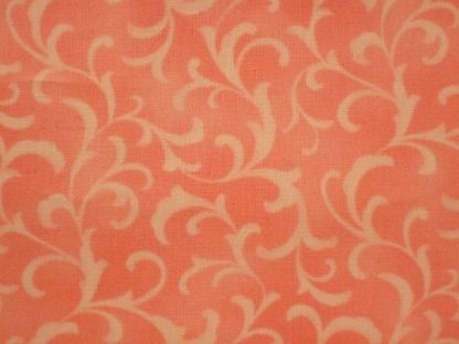 COQUETTE by Chez Moi for Moda cotton fabric pink