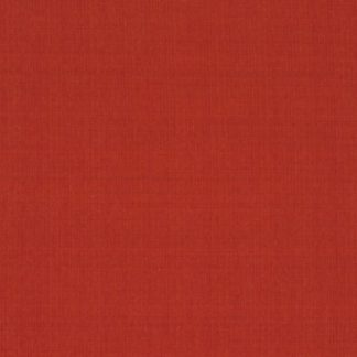 SPECTRUM SOLIDS, COTTON FABRIC BY MAKOWER. BRIGHT  RED