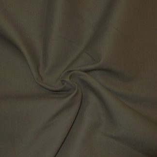 SOLIDS COTTON FABRIC by EBOR FABRICS -  KHAKI