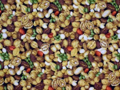 FARMER JOHN'S MINI MARKET by PAINTBRUSH STUDIO  NUTS