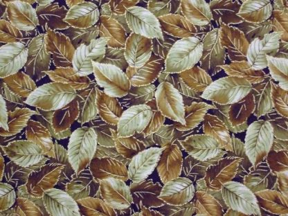 FALL SPECTACULAR by FABRI-QUILT  - BROWN -