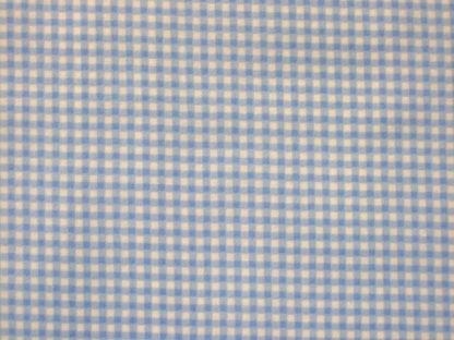 GINGHAM by THE HENLEY STUDIO for MAKOWER UK - LIGHT BLUE -