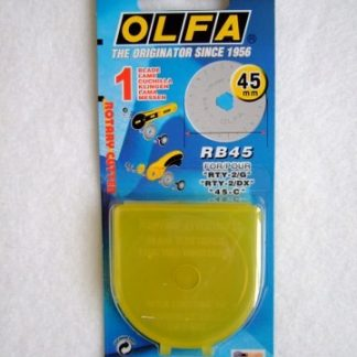 OLFA ROTARY CUTTER SPARE BLADE 45mm