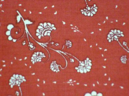 CHANTEILLE DESIGN 051  for LOUDEN dark DARK RASBERRY RED