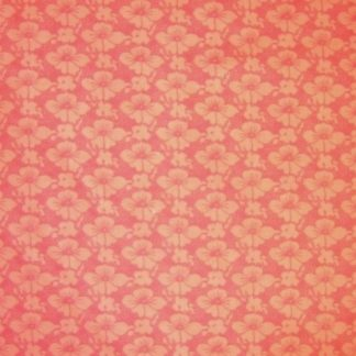 BEATRIX POTTER by FREDERICK WARNE for QUILTING TREASURES  CORAL  PINK