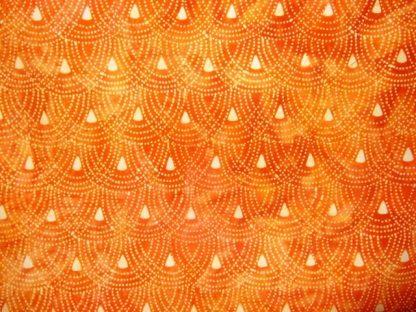 BALI BATIK for Ebor Fabrics - AMBER