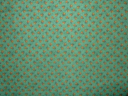 WINGING IT by THE BUGGY BARN for HENRY GLASS &CO.-TEAL/GREEN