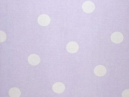 HEAVIER WEIGHT COTTON FABRIC- SOPTS - LILAC