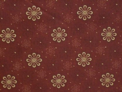 ICICLE KISSES by KANSAS TROUBLES QUILTERS for MODA - RED