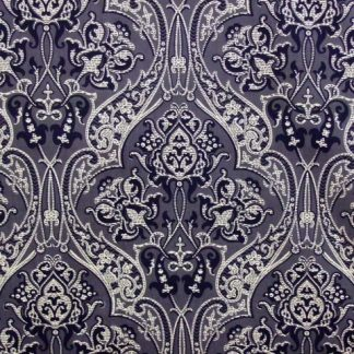 DOWNTON ABBEY by ANDOVER FABRICS  - CREAM/GREY/BLACK -