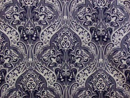DOWNTON ABBEY by ANDOVER FABRICS  - CREAM/GREY/BLACK -