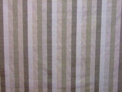 WOOL MIX NATURAL STRIPE - NATURAL COLOURS -