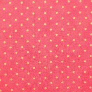 ESSENTIAL DOTS by MODA   CERISE PINK