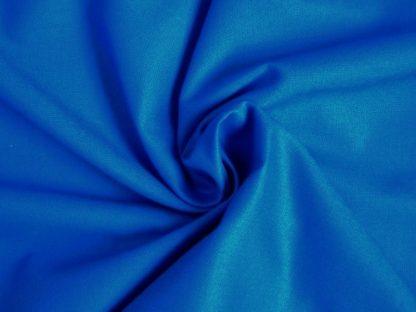 SPECTRUM SOLIDS, COTTON FABRIC by MAKOWER UK - ROYAL BLUE -