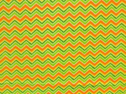 FOLKLORE by LILY ASHBURY for MODA - GREEN/ORANGE/YELLOW -