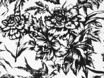 CAMBRIDGE SQUARE by RO GREGG for NORTHCOTT - BLACK/WHITE -