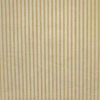 TICKING STRIPE by THE HENLEY STUDIO for MAKOWER UK  - BEIGE -