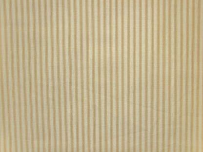 TICKING STRIPE by THE HENLEY STUDIO for MAKOWER UK  - BEIGE -