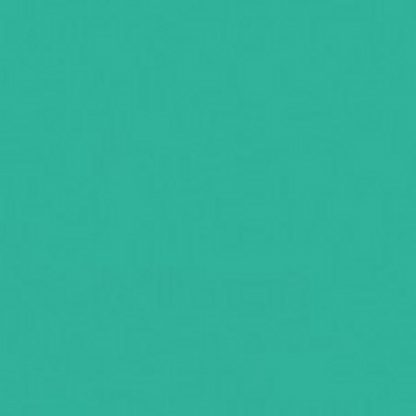 SPECTRUM SOLIDS COTTON FABRIC by MAKOWER UK - TURQUOISE