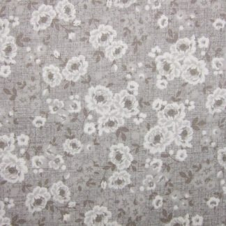 VINTAGE ROSE by THE HENLEY STUDIO for MAKOWER UK . - TAUPE/CREAM -