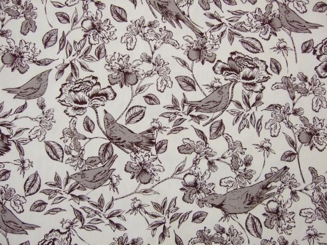 BIRDS & FLOWERS by INPRINT for JANE MAKOWER  -