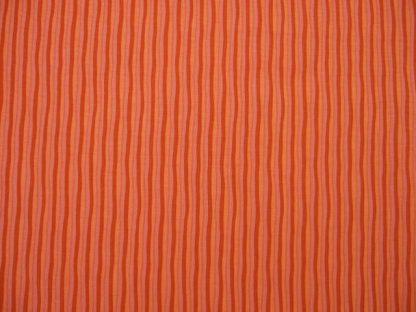 BLOCK PARTY by SANDY GERVAIS  for Moda  COTTON FABRIC . ORANGE