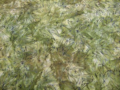BALI BATIK BAMBOO - 100% COTTON - Green