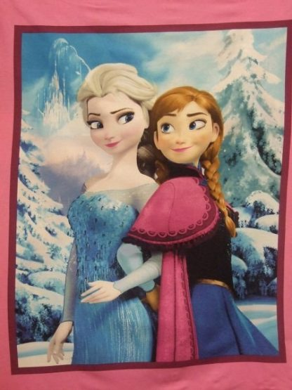 FROZEN-SISTERS SNOWY SCENIC - DISNEY - by SPRINGS CREATIVE PRODUCTS