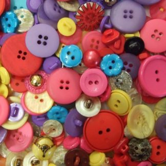 BARGAIN BAG OF BUTTONS- MIXED