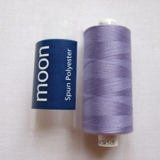 COATS MOON THREAD 120gauge  Spun Polyester  1000 yds    PALE  LAVENDER