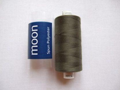 COATS MOON THREAD 120gauge  Spun Polyester  1000 yds     FOREST GREEN