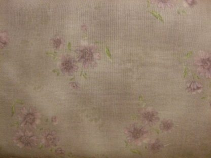 MRS.MARCH'S COLLECTION in Antique  Printed by LECIEN.  Mauve