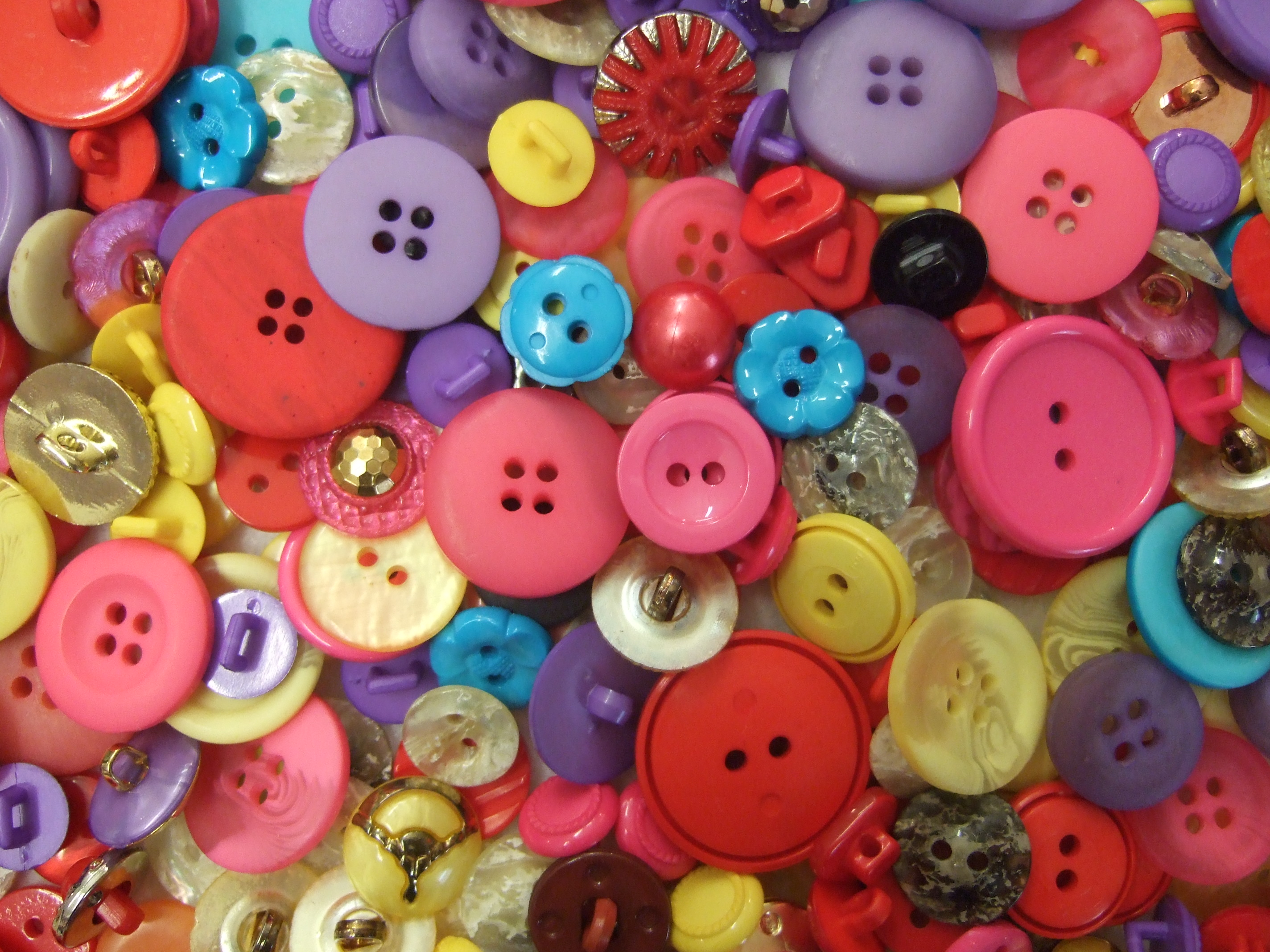 BUTTONS & FASTENERS