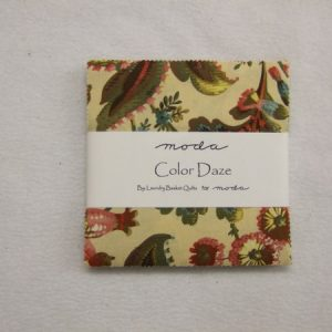 COLOR DAZE by LAUNDRY BASKET QUILTS for MODA - CHARM PACK