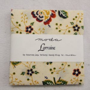 LORRAINE by AMERICAN JANE PATTERNS, SANDY KLOP for MODA - CHARM PACK