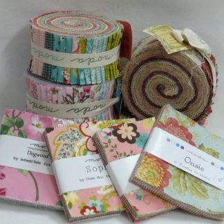 PRE-CUTS. JELLY ROLLS/CHARM PACKS/LAYER CAKES & FAT QUARTER BUNDLES