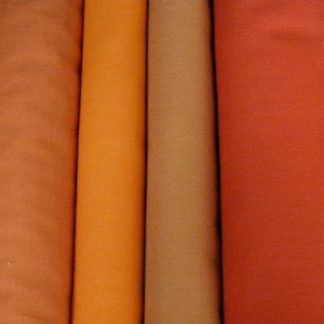 100% COTTON SOLIDS PLAIN COLOURS