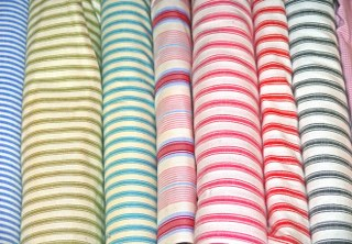 100% COTTON CHECKS, SPOTS & STRIPES